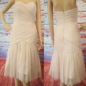 WHITE By Vera Wang Formal Dress Size 2